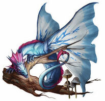 Faerie Dragon 4e