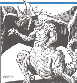 Topaz Dragon FF 2e