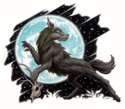 Księżycowy pies