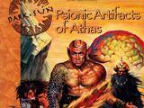 Psioniczne artefakty Athasu