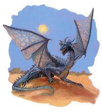 Blue Dragon DL