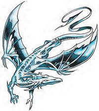 Mercury Dragon 2e