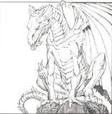 Amethyst Dragon FF 2e