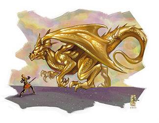 Topaz Dragon 3e