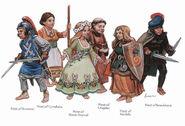 Halflings Priests