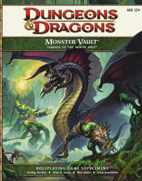 Monster Vault Threats to the Nentir Vale