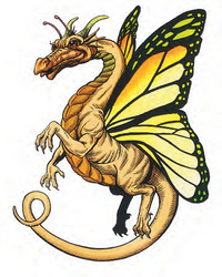 Faerie Dragon 2e
