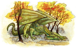 Green Dragon DL