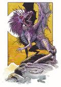 Howling Dragon