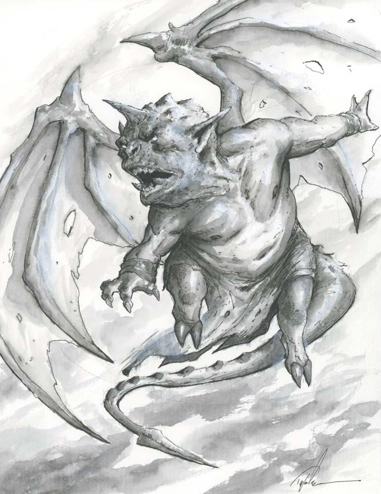 Wrzeszczący diabełek