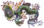 Aquatic Dragon 3e