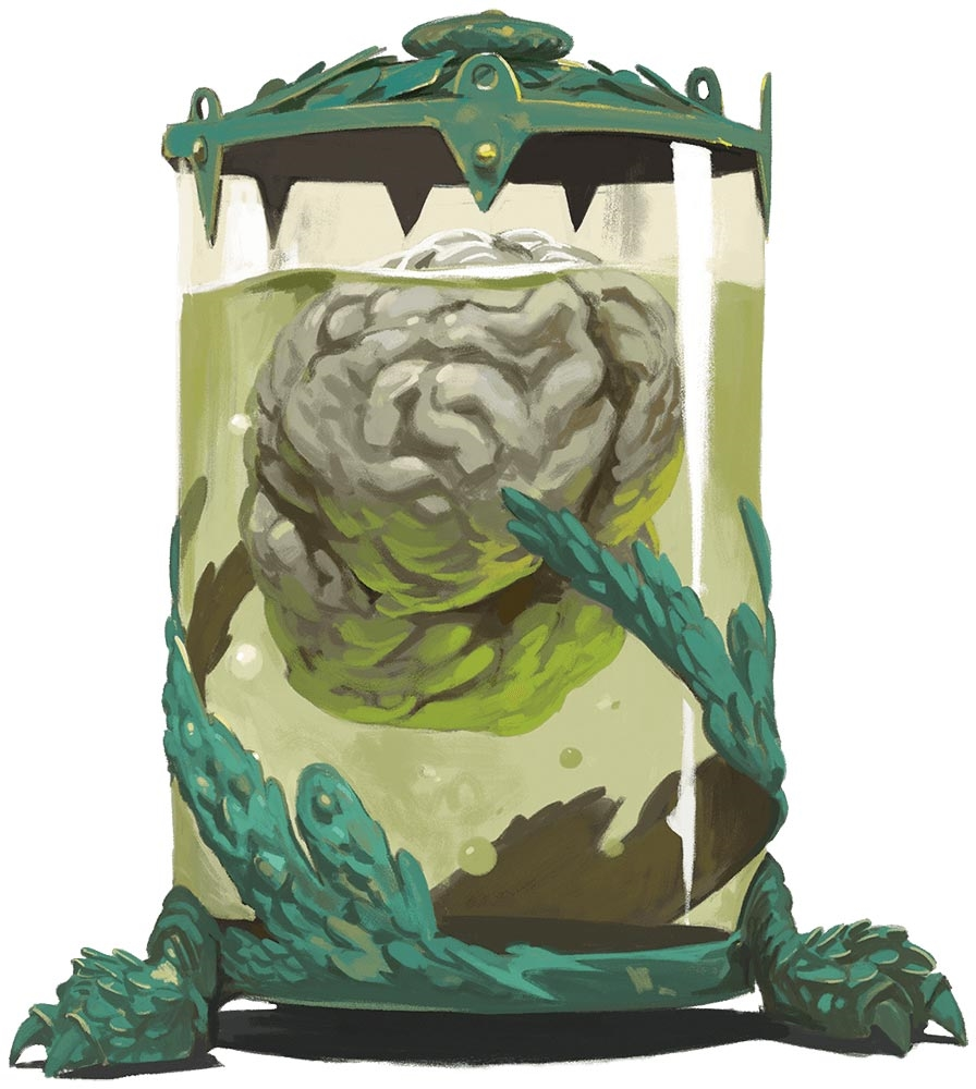 Mózg w słoju