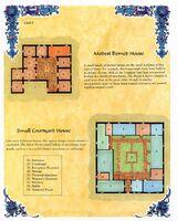 Card 8 Modest Domed House