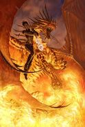 Hellfire Wyrm DM
