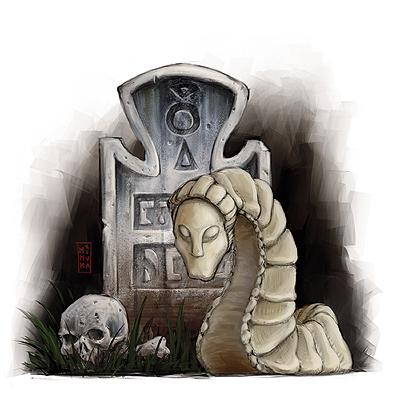 Cmentarny pełzacz