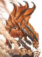 Blight dragon