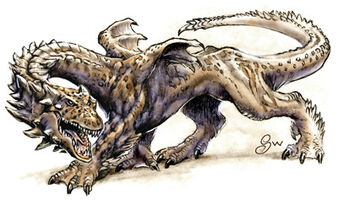 Brown Dragon 3e