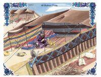 Card 12 Al-Badian Tent