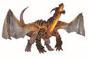 Pyroclastic Dragon