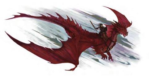 Tu'narathi dragon rider