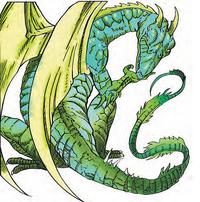 Emerald Dragon 2e