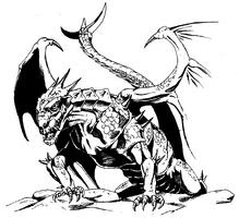 Fang Dragon DM134