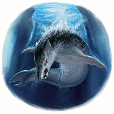 Wilk morski