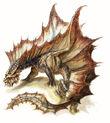 Sand Dragon