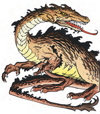Brown Dragon 2e