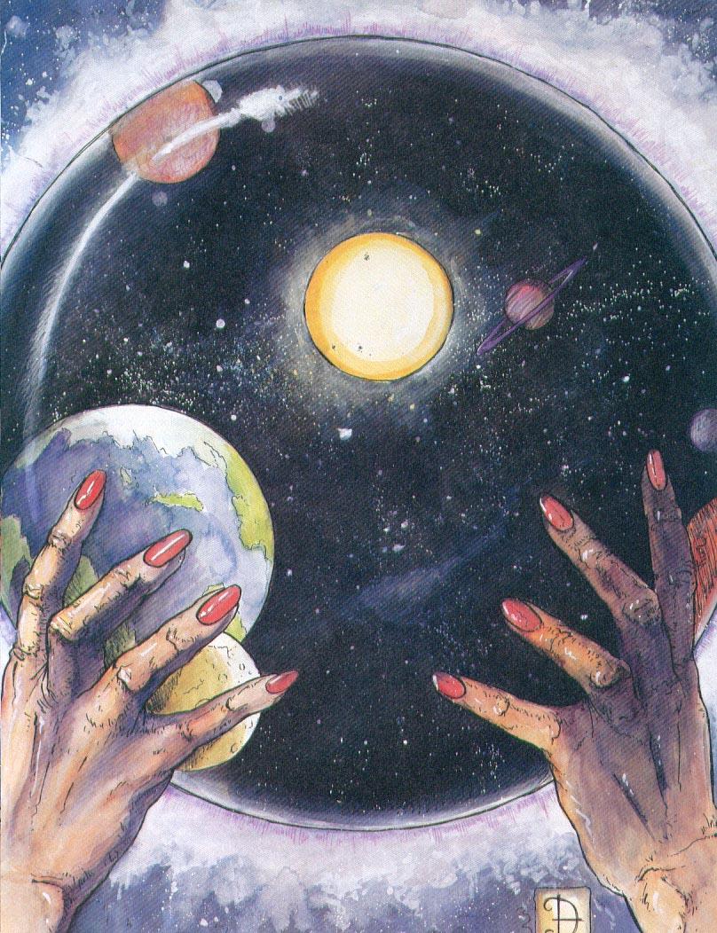 Kryształowa sfera
