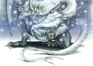 Moonstone Dragon
