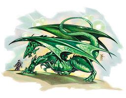 Emerald Dragon 3e