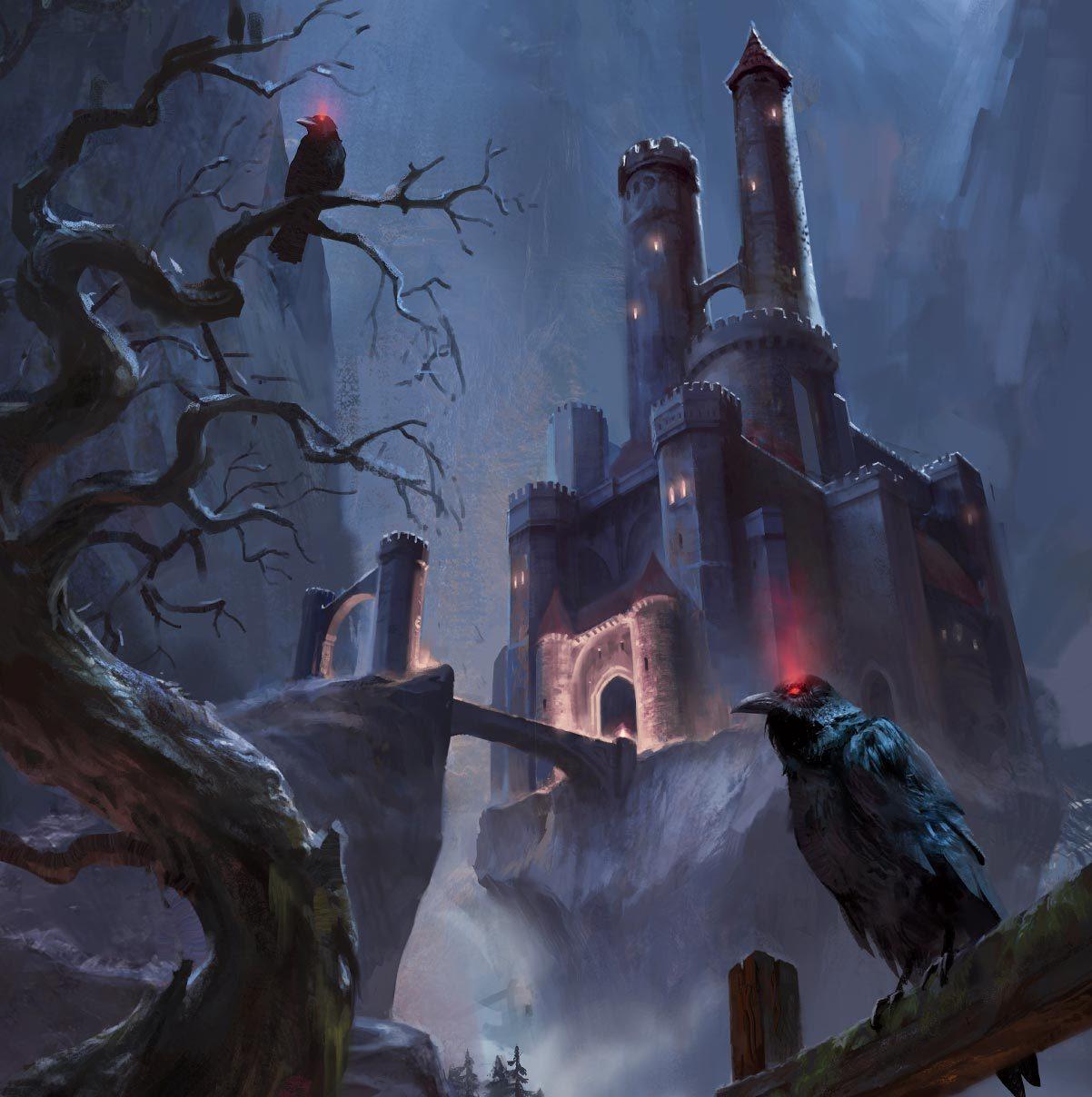 Zamek Ravenloft