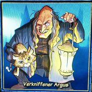 Verkniffener Argus
