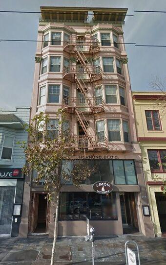 Crown Hotel San Francisco Homeless Resource Fandom