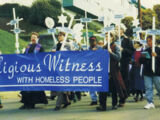 Religious Witness with Homeless People
