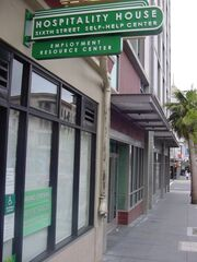 Sixth street self-help.JPG