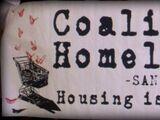 Coalition on Homelessness