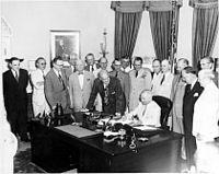 200px-Truman signing National Security Act Amendment of 1949.jpg