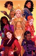 SDCC2019 poster by Kevin Wada