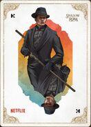 Kaz Brekker (Netflix) poker card