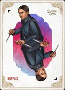 Inej Ghafa (Netflix) poker card
