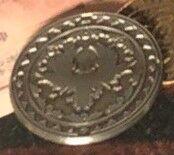 ¼ of 1 vlachka coin (Netflix)