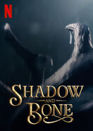Shadow and Bone Netflix poster