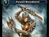 Puwen Bloodhelm