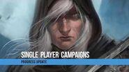 Shadow Era Dev Update Single Player Campaigns