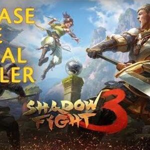 Shadow Fight 3- Release Date Reveal Trailer