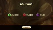 Titan Shadow Orbs Rewards