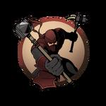 Ninja man hammers
