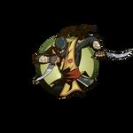 Ninja man knives 2